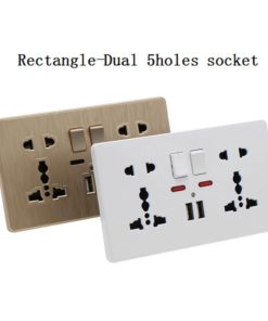 electric-wall-power-socket-double-switch-2.1A-with-dual-USB-ports-1
