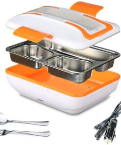 electric lunch box portable food container
