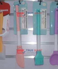 Silicone Spatulas Set of 4 – Heat Resistant Flexible Spatula